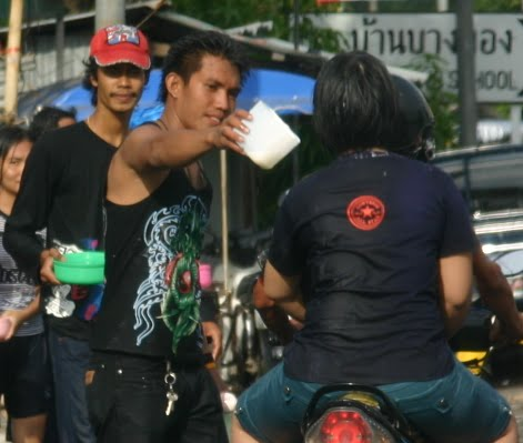 Post Thumbnail of Songkran Festival