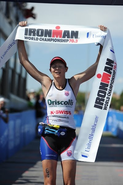 Post Thumbnail of New Ironman 70.3 World Champion