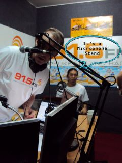 91.5FM Breakfast Show with Ryk Orion.